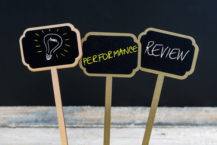 performance review concept
