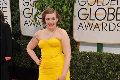 Writer and director - Lena Dunham