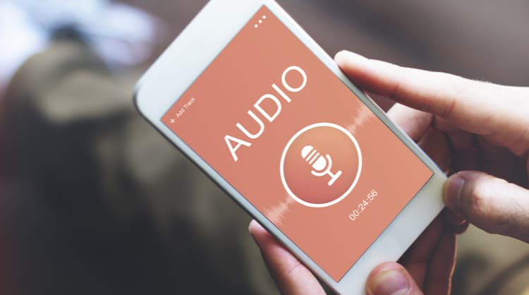 audio voice recorder