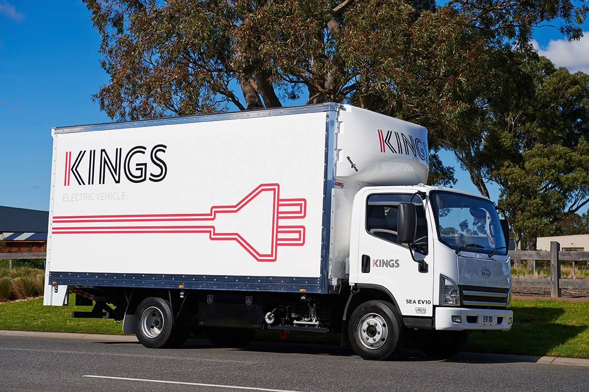 Industry sector interview: Logistics with Kings Transport Group