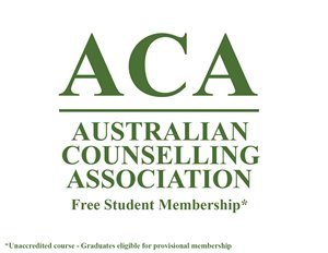 Australian Counselling Association (ACA) Student Membership with an Upskilled Diploma of Counselling