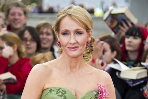 Author – J.K. Rowling
