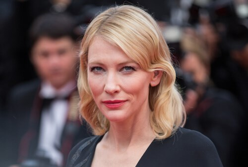 Director and actor – Cate Blanchett