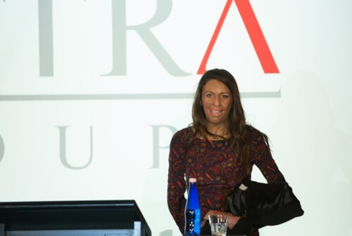 Humanitarian, athlete, and author – Turia Pitt